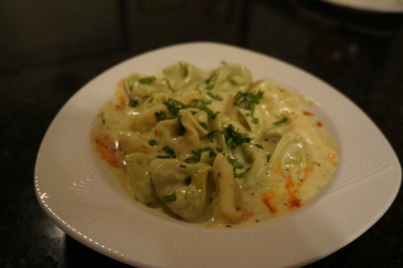 Uptown Pesto Pasta