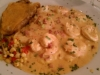 Lagniappe Shrimp and Cheese Grits with Tasso