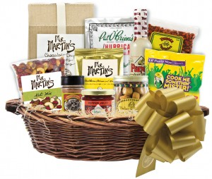 Martin's Holiday Gift Basket